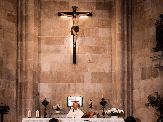 La boda de Jesús y Tamara en Salamanca, Salamanca 30