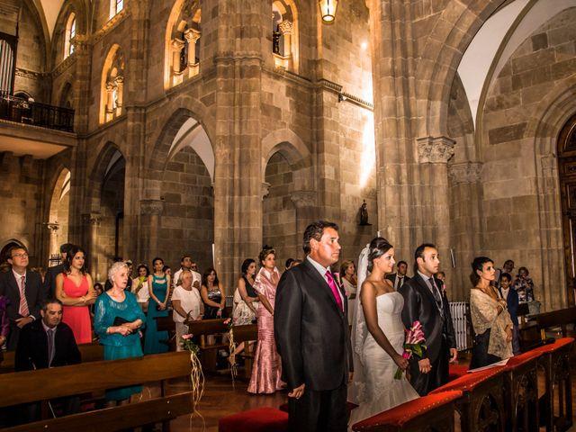 La boda de Jesús y Tamara en Salamanca, Salamanca 31