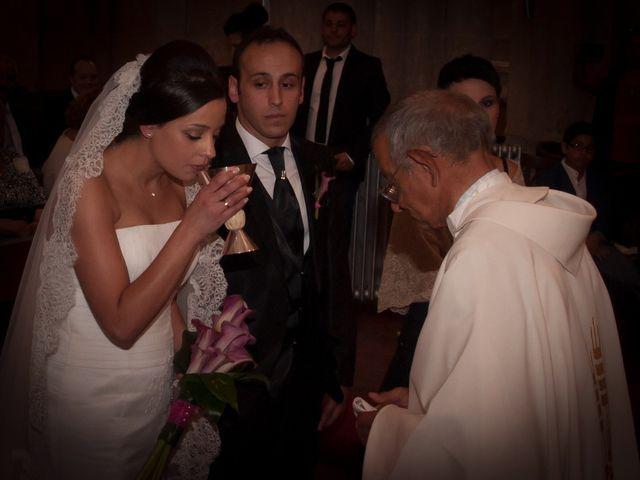 La boda de Jesús y Tamara en Salamanca, Salamanca 32
