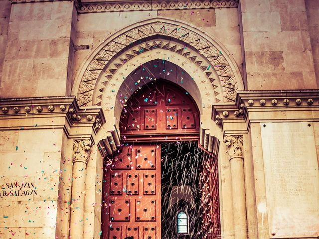 La boda de Jesús y Tamara en Salamanca, Salamanca 36