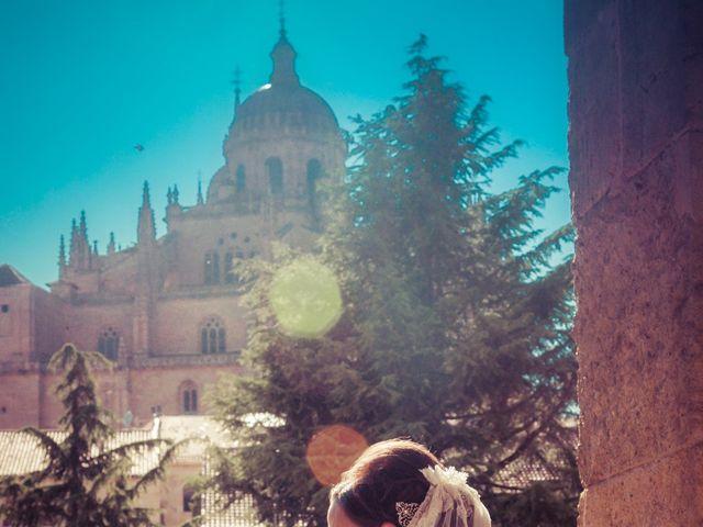 La boda de Jesús y Tamara en Salamanca, Salamanca 40