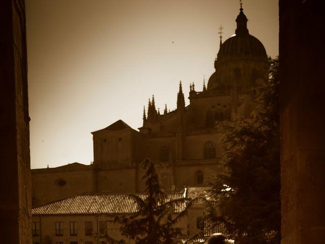 La boda de Jesús y Tamara en Salamanca, Salamanca 41