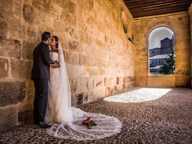 La boda de Jesús y Tamara en Salamanca, Salamanca 42