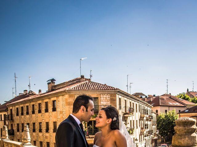 La boda de Jesús y Tamara en Salamanca, Salamanca 43
