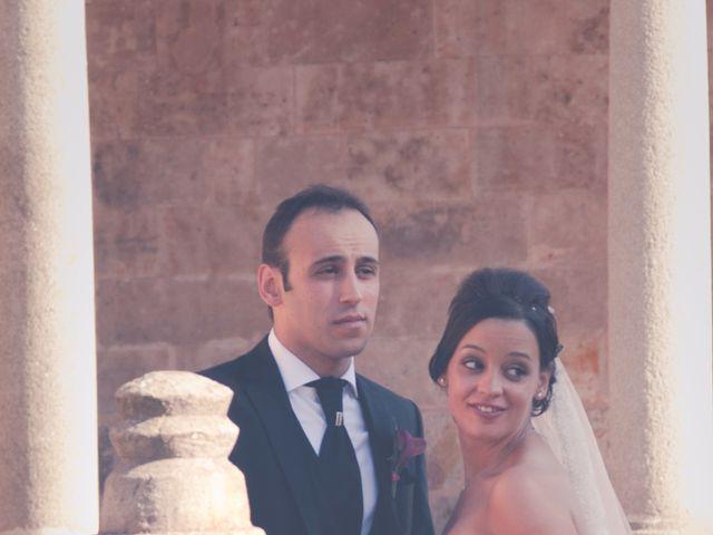 La boda de Jesús y Tamara en Salamanca, Salamanca 44