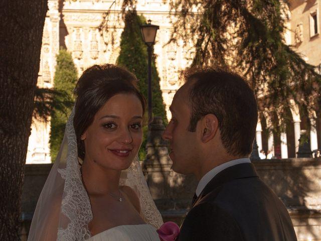 La boda de Jesús y Tamara en Salamanca, Salamanca 47