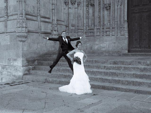 La boda de Jesús y Tamara en Salamanca, Salamanca 60