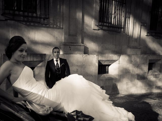 La boda de Jesús y Tamara en Salamanca, Salamanca 61