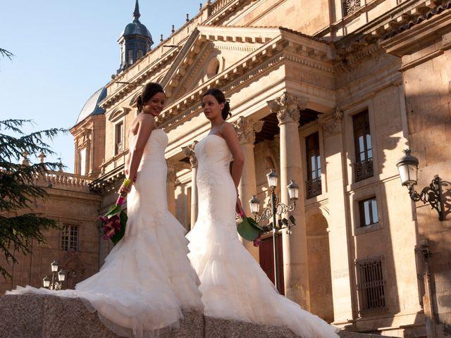 La boda de Jesús y Tamara en Salamanca, Salamanca 1