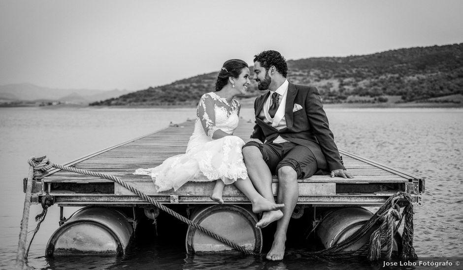 La boda de Francisco y SIberia en Bornos, Cádiz