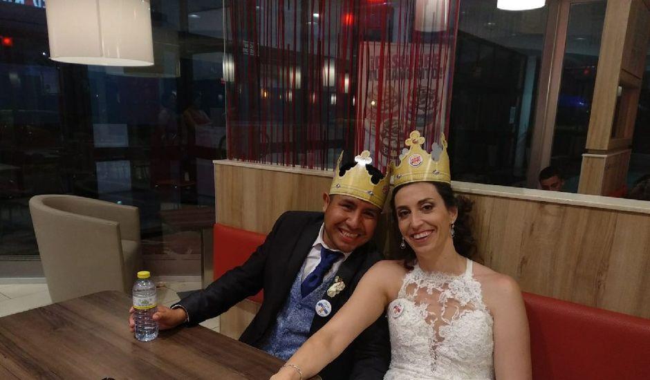 La boda de Anthony y M. Carmen  en San Fernando, Cádiz