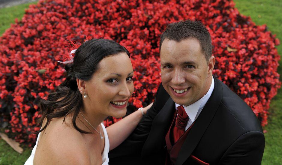 La boda de Óscar y Sara en Vigo, Pontevedra