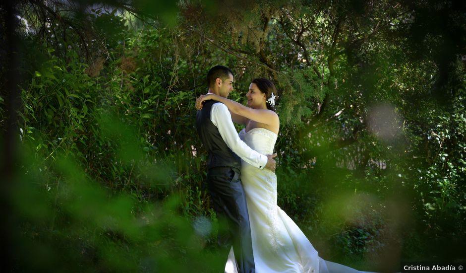 La boda de Gonzalo y Natalia en Valverde Del Fresno, Cáceres