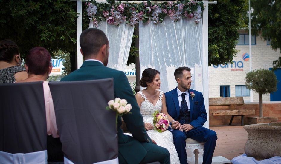 La boda de Jordi y Sandra en Elx/elche, Alicante