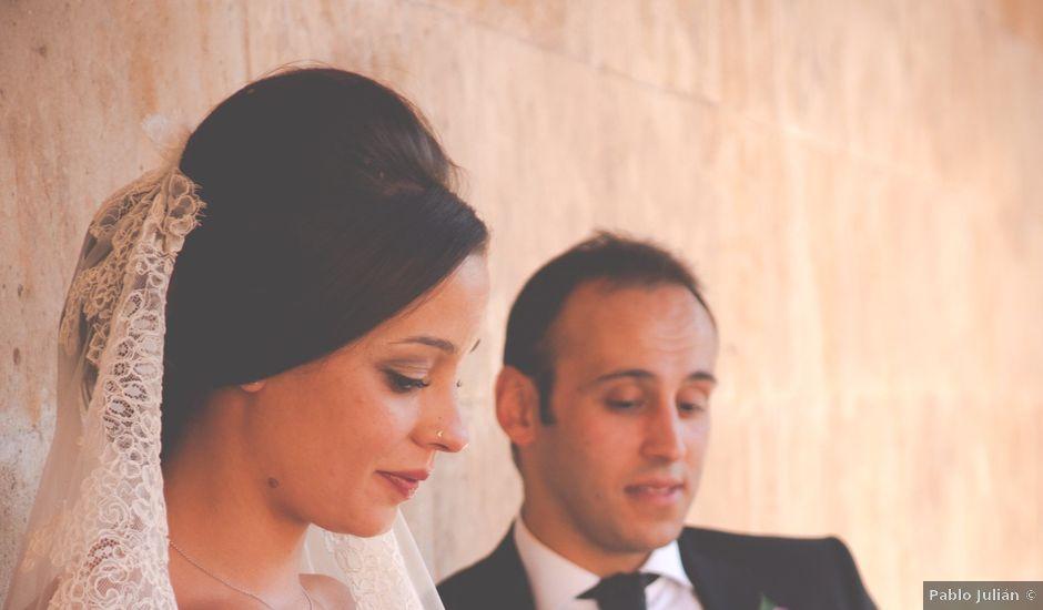 La boda de Jesús y Tamara en Salamanca, Salamanca