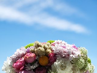 La boda de Estefanía y Gabriel 1