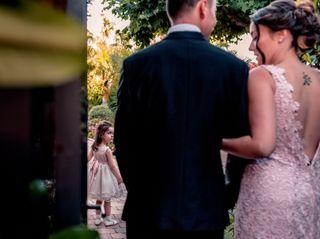 La boda de Carol y Adri