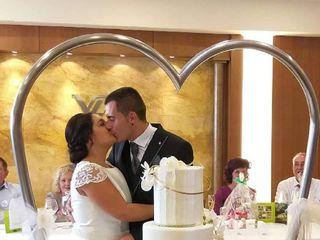 La boda de Ana Belén y Iker