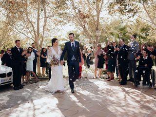 La boda de Úrsula  y Antonio