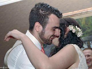 La boda de Laurel y Rubén
