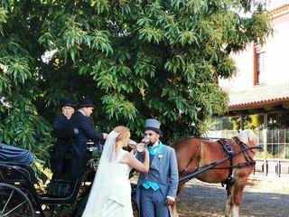 La boda de Silvia  y Josué  1
