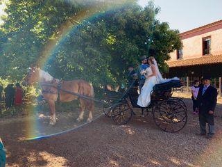La boda de Silvia  y Josué