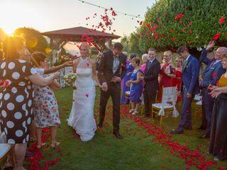 La boda de Leti y Roberto