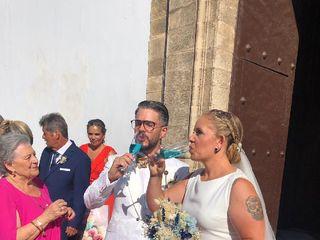 La boda de Mamen  y Domy 2