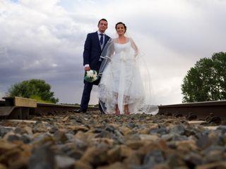 La boda de Carolina y Iñigo
