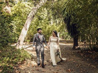 La boda de Víctor y Belén