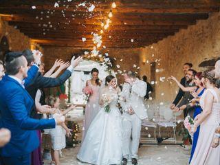 La boda de Erika y Dmitry