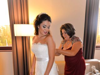 La boda de Andrea y Izan 2
