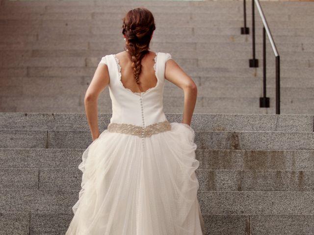 La boda de Gabriel y Estefanía en Madrid, Madrid 9