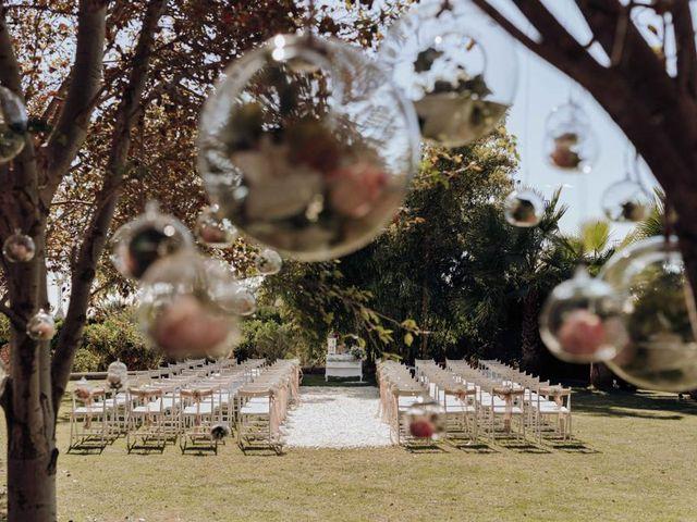 La boda de Antonio y Úrsula  en Torre Pacheco, Murcia 1