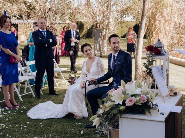 La boda de Antonio y Úrsula  en Torre Pacheco, Murcia 2