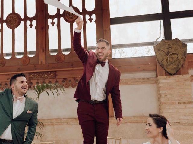 La boda de Antonio y Úrsula  en Torre Pacheco, Murcia 8