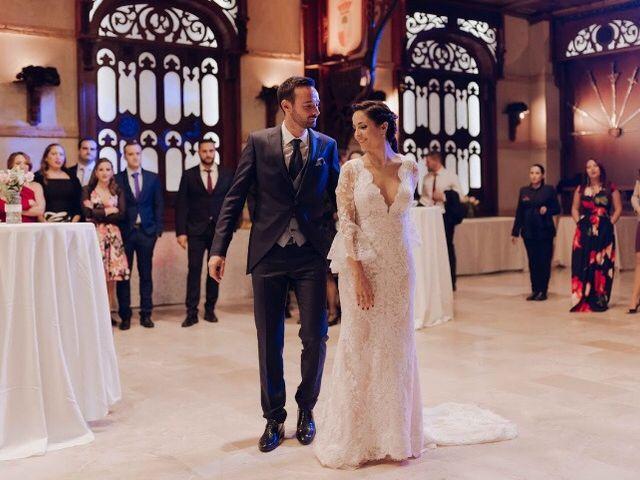 La boda de Antonio y Úrsula  en Torre Pacheco, Murcia 10