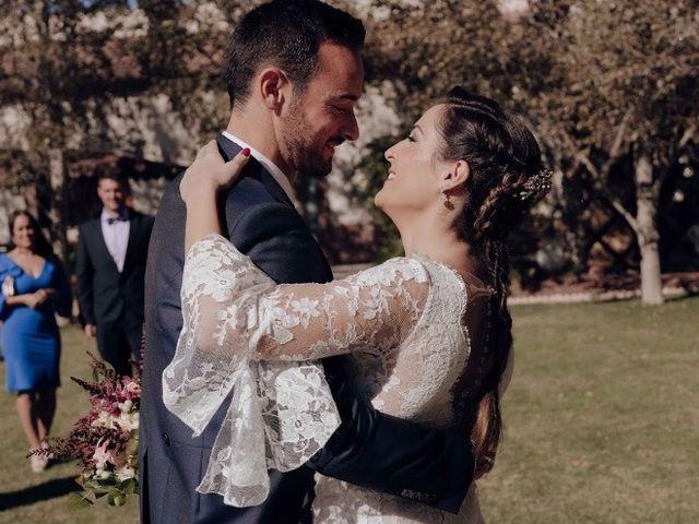La boda de Antonio y Úrsula  en Torre Pacheco, Murcia 12