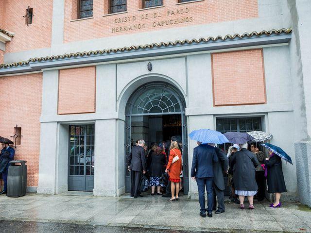La boda de Sebas y Lucía en Madrid, Madrid 36