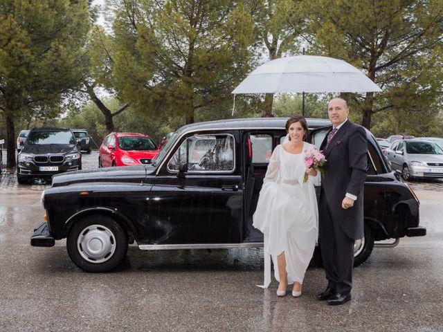 La boda de Sebas y Lucía en Madrid, Madrid 38