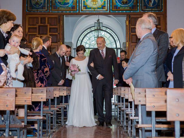 La boda de Sebas y Lucía en Madrid, Madrid 40