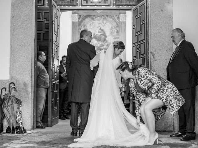 La boda de Sebas y Lucía en Madrid, Madrid 41