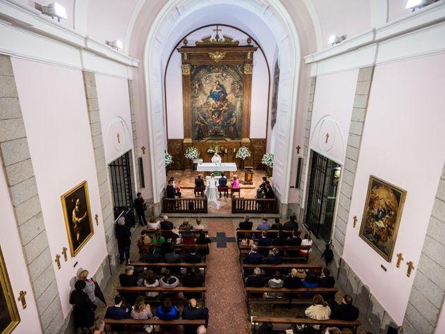 La boda de Sebas y Lucía en Madrid, Madrid 42