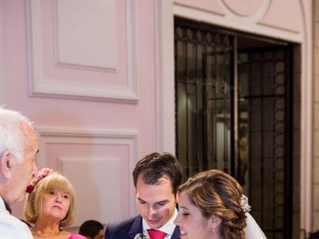 La boda de Sebas y Lucía en Madrid, Madrid 45