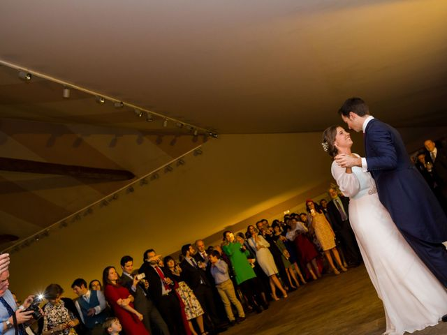 La boda de Sebas y Lucía en Madrid, Madrid 88