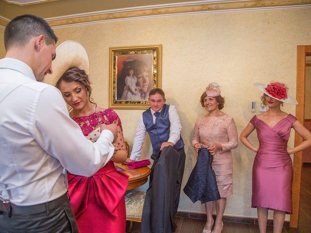 La boda de Vicente y María en Quintanar Del Rey, Cuenca 2