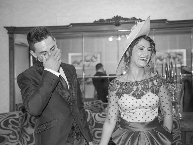 La boda de Vicente y María en Quintanar Del Rey, Cuenca 4