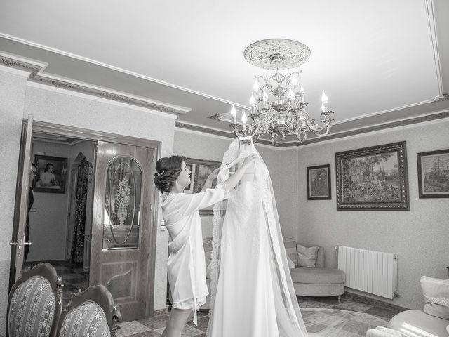 La boda de Vicente y María en Quintanar Del Rey, Cuenca 7