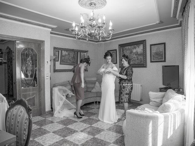 La boda de Vicente y María en Quintanar Del Rey, Cuenca 8