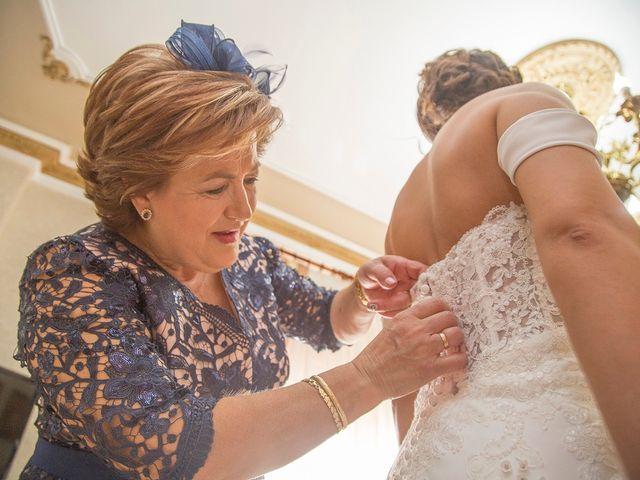 La boda de Vicente y María en Quintanar Del Rey, Cuenca 9